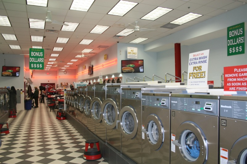 24 Hour Laundromat in North Plainfield | NJ Laundromats