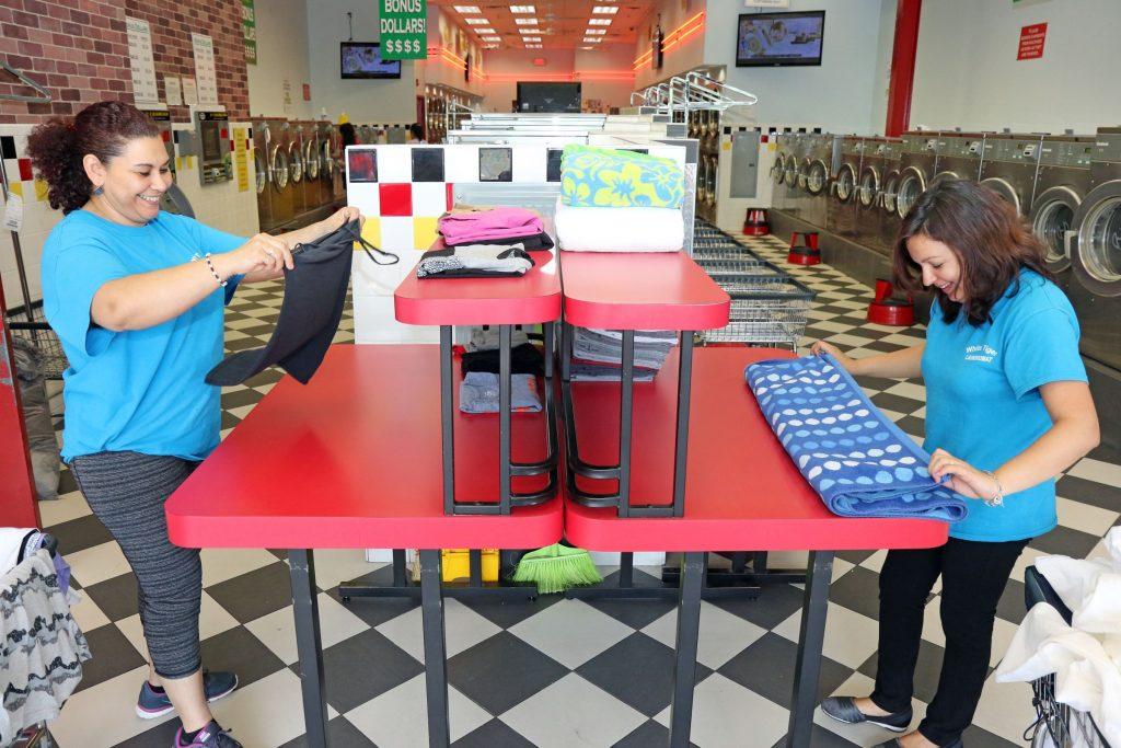 24/7 Laundromat - North Plainfield NJ | White Tiger Laundromat